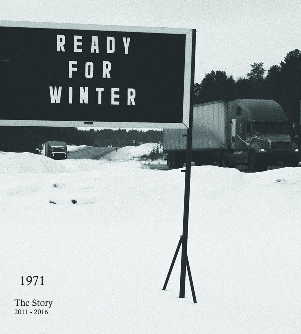 1971- Ready For Winter (UB 15)