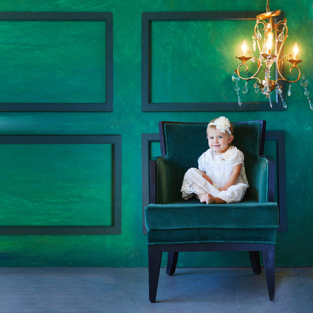 Emerald Jewel Box simple and elegant