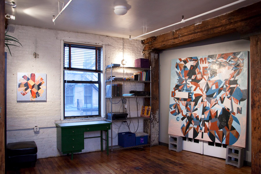 Installation View, Brooklyn