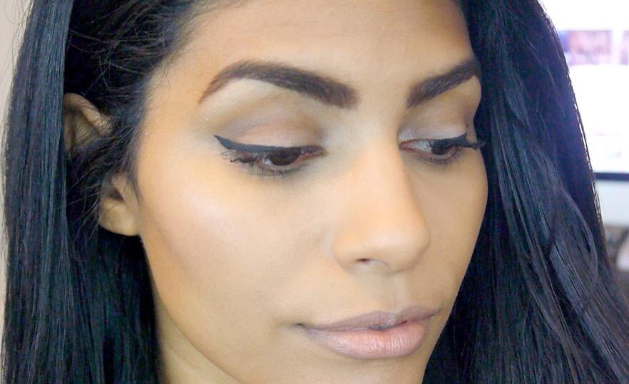 My Eyebrow Routine — ajourneyeast com