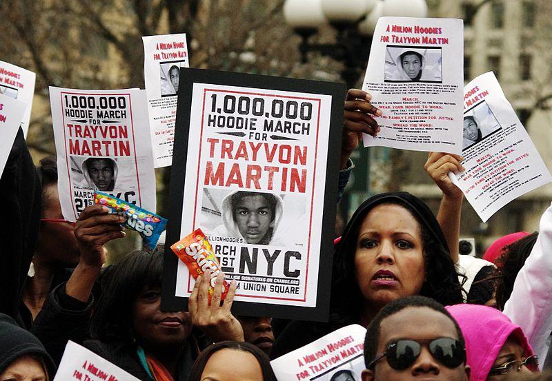 800px-Trayvon_Martin_shooting_protest_2012_Shankbone_26