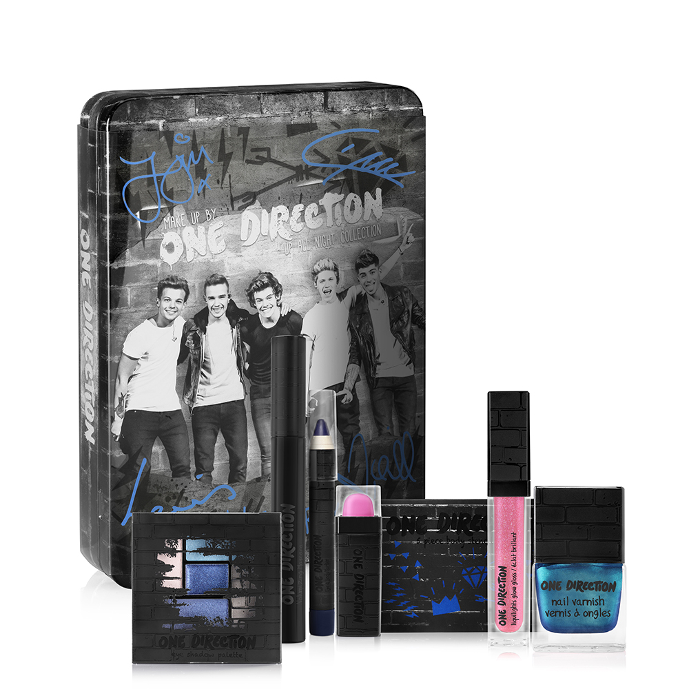 One Direction Makeup Giveaway 1
