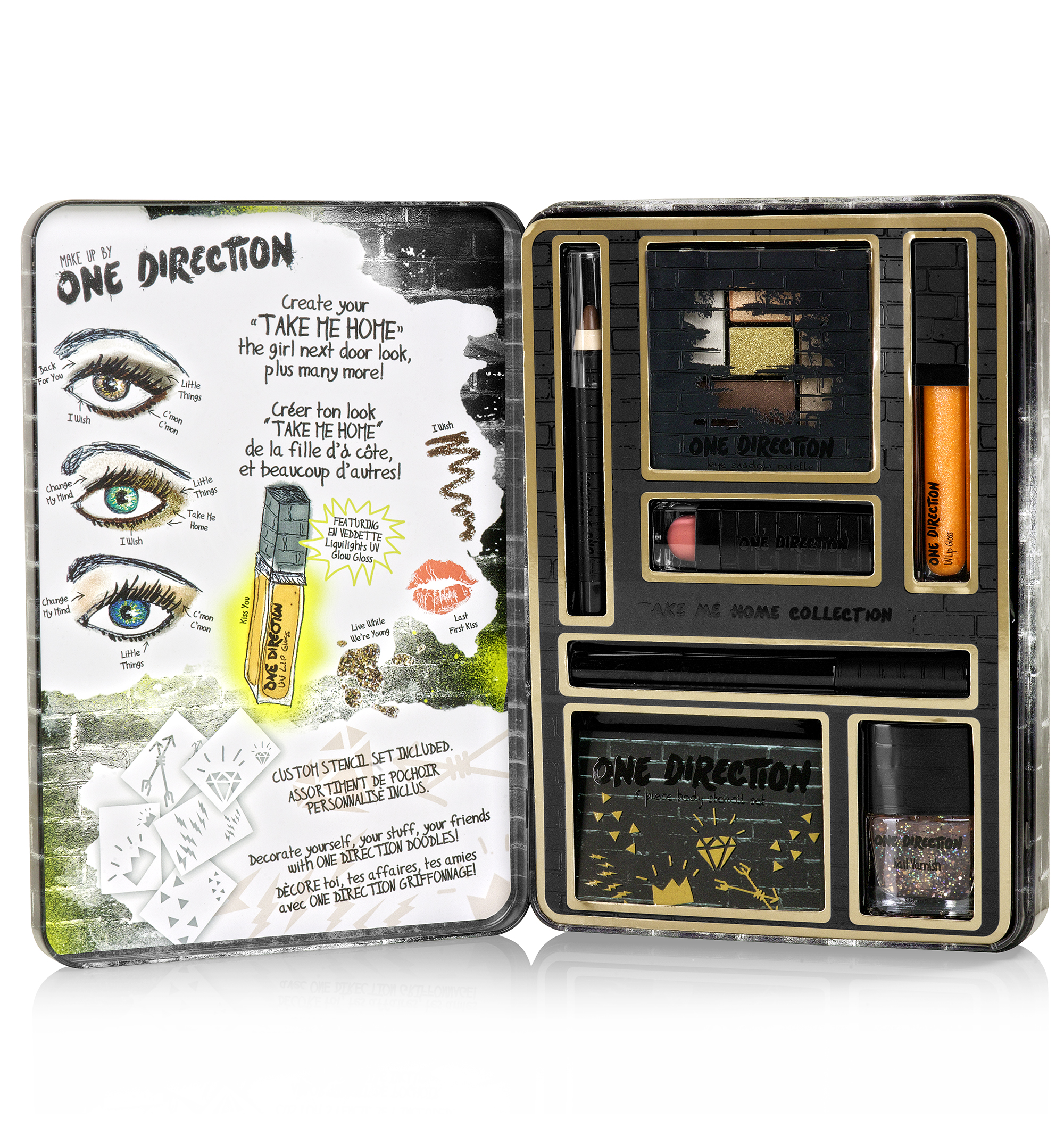 One Direction Makeup Giveaway 2