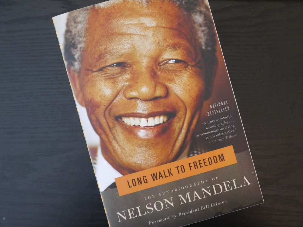 The Autobiography of Nelson Mandela