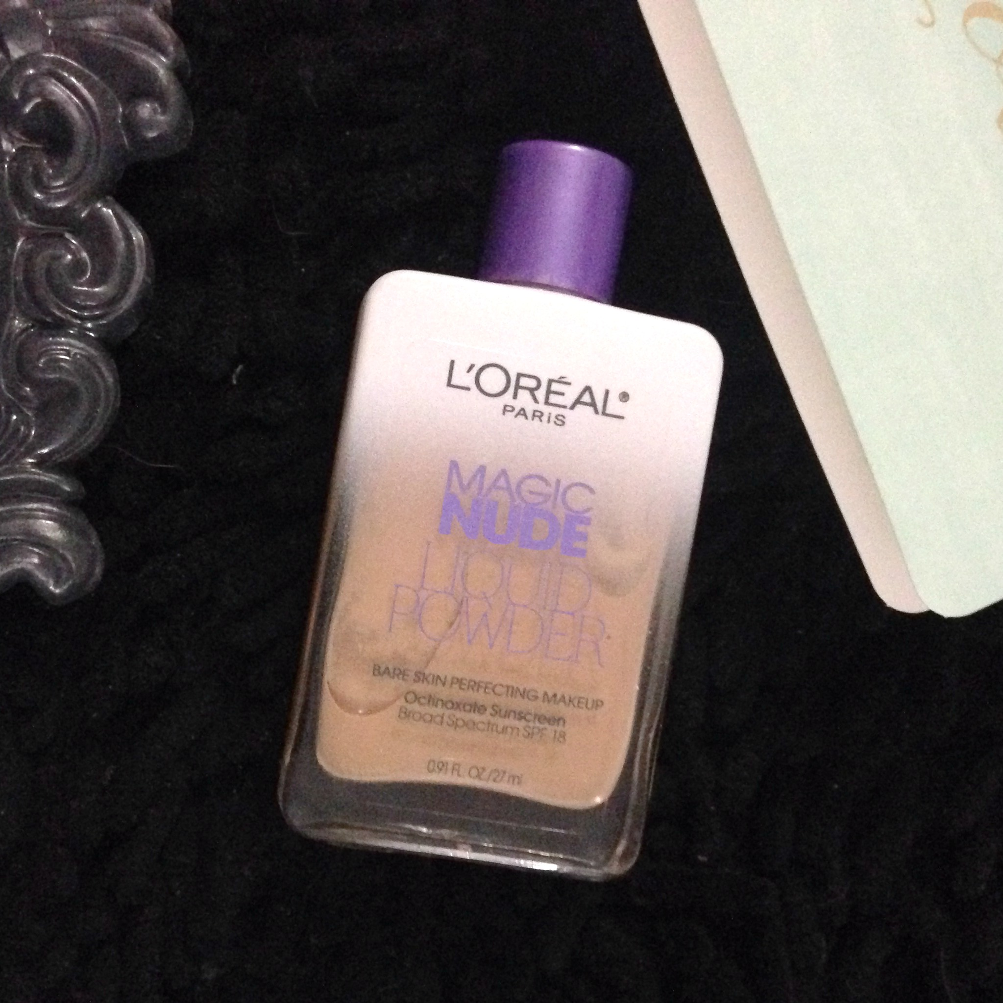 L'Oreal Magic Nude Makeup