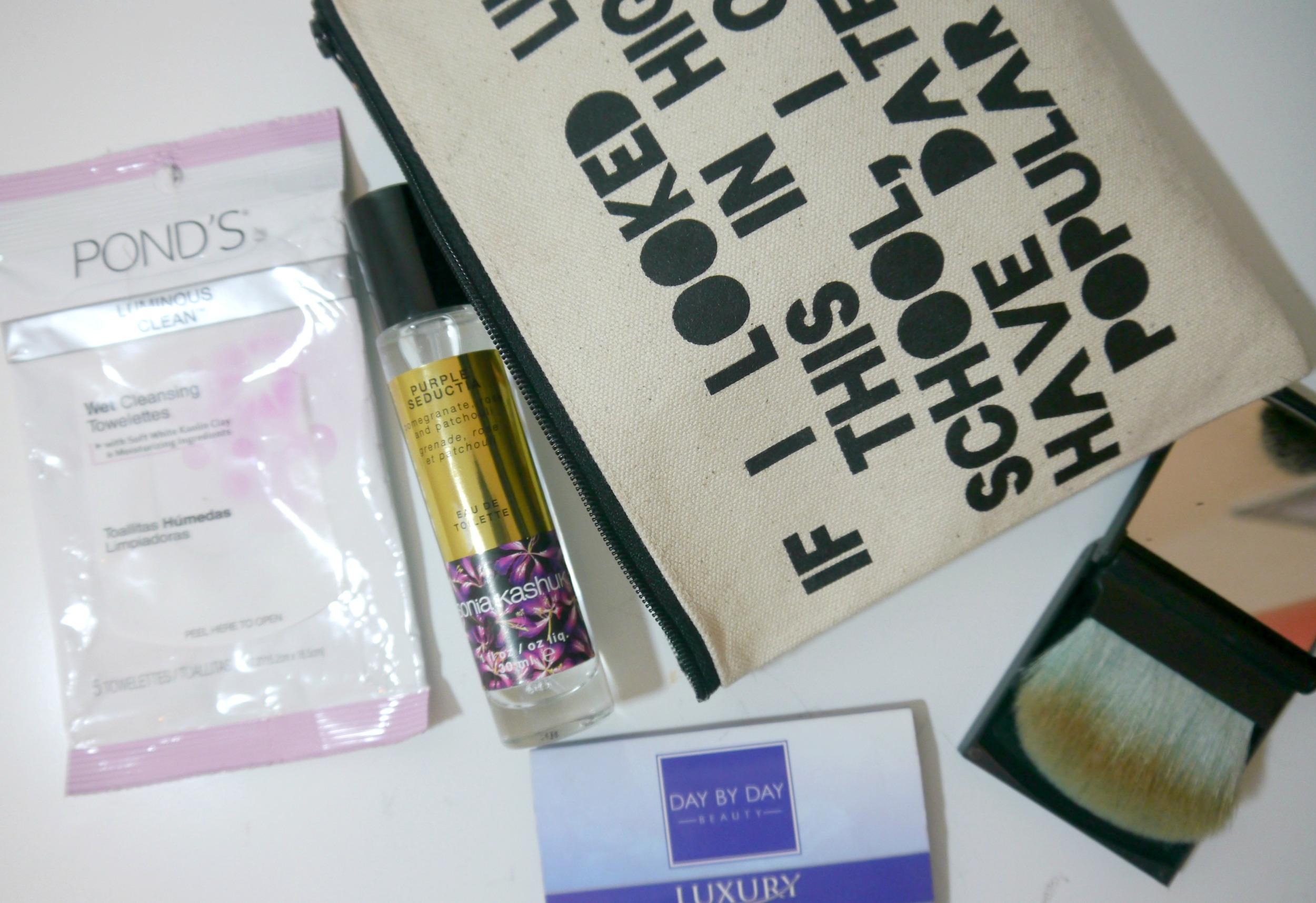 Makeup Bag Etc