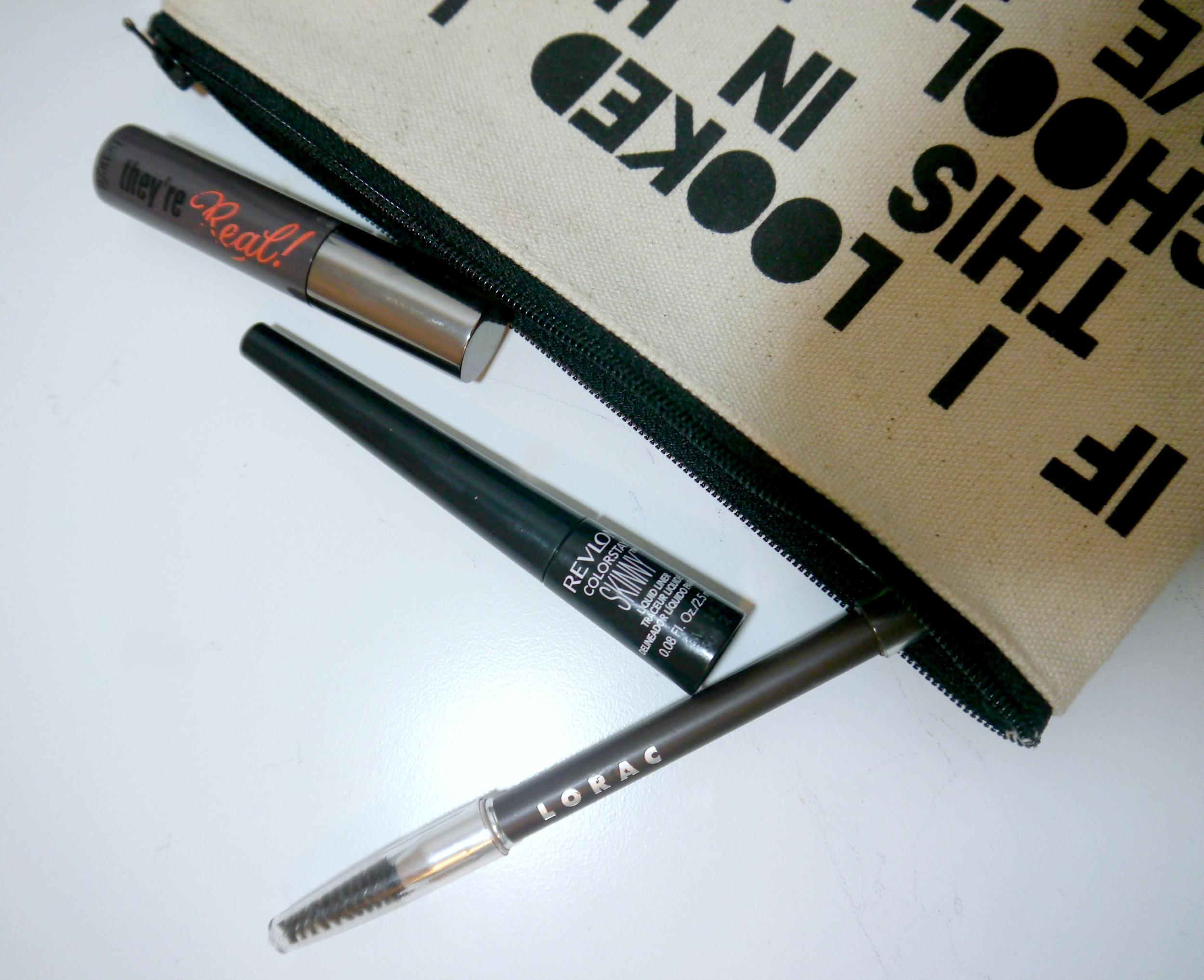 Makeup Bag Eyes