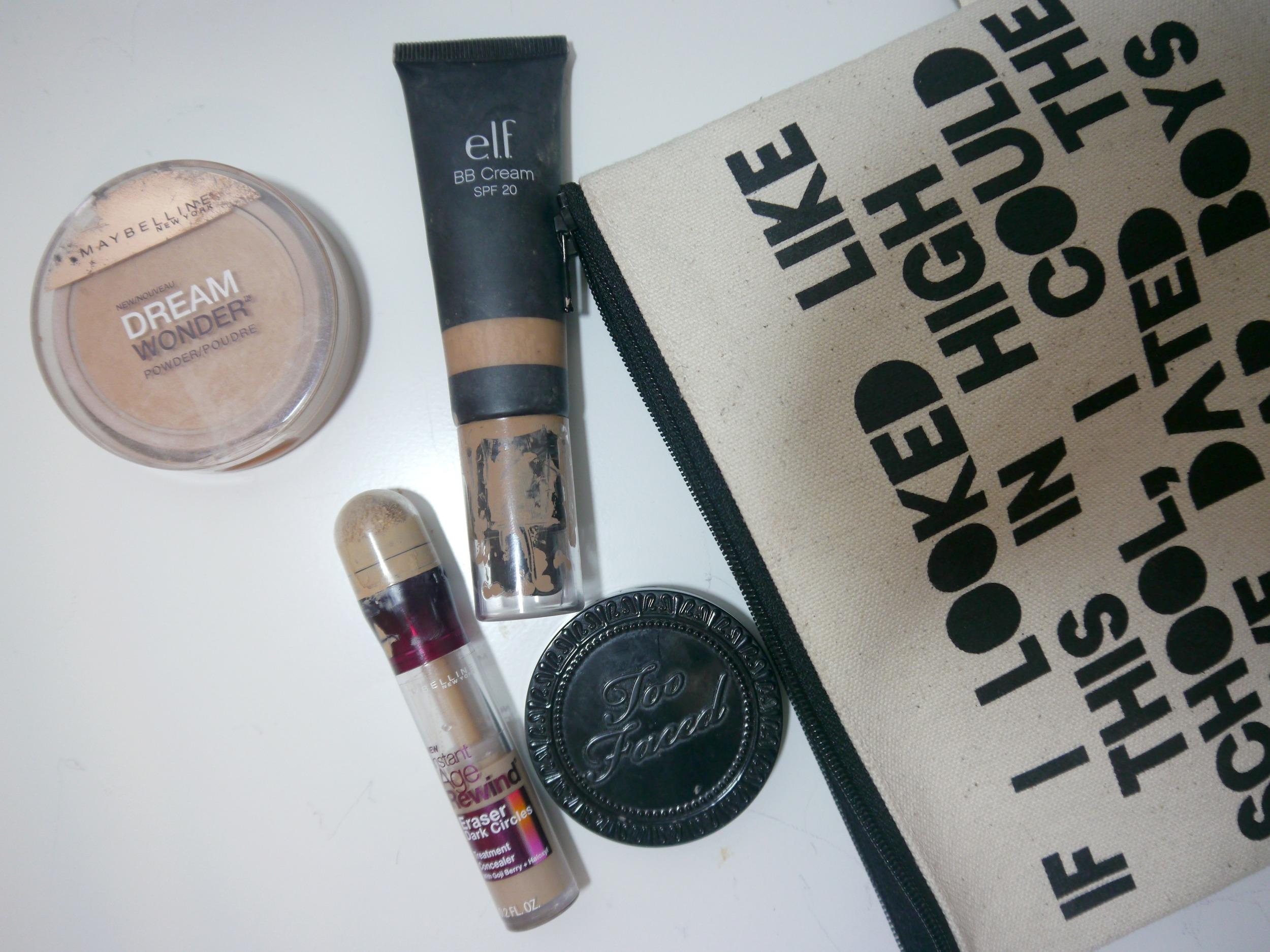 Makeup Bag Face