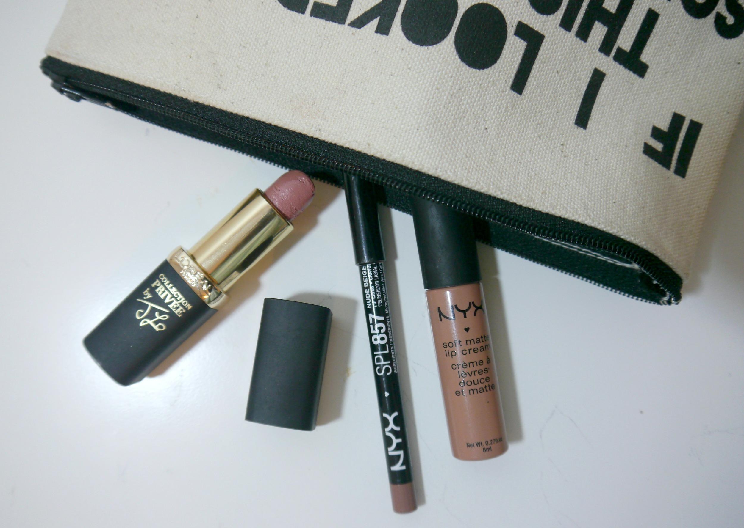 Makeup Bag Lips