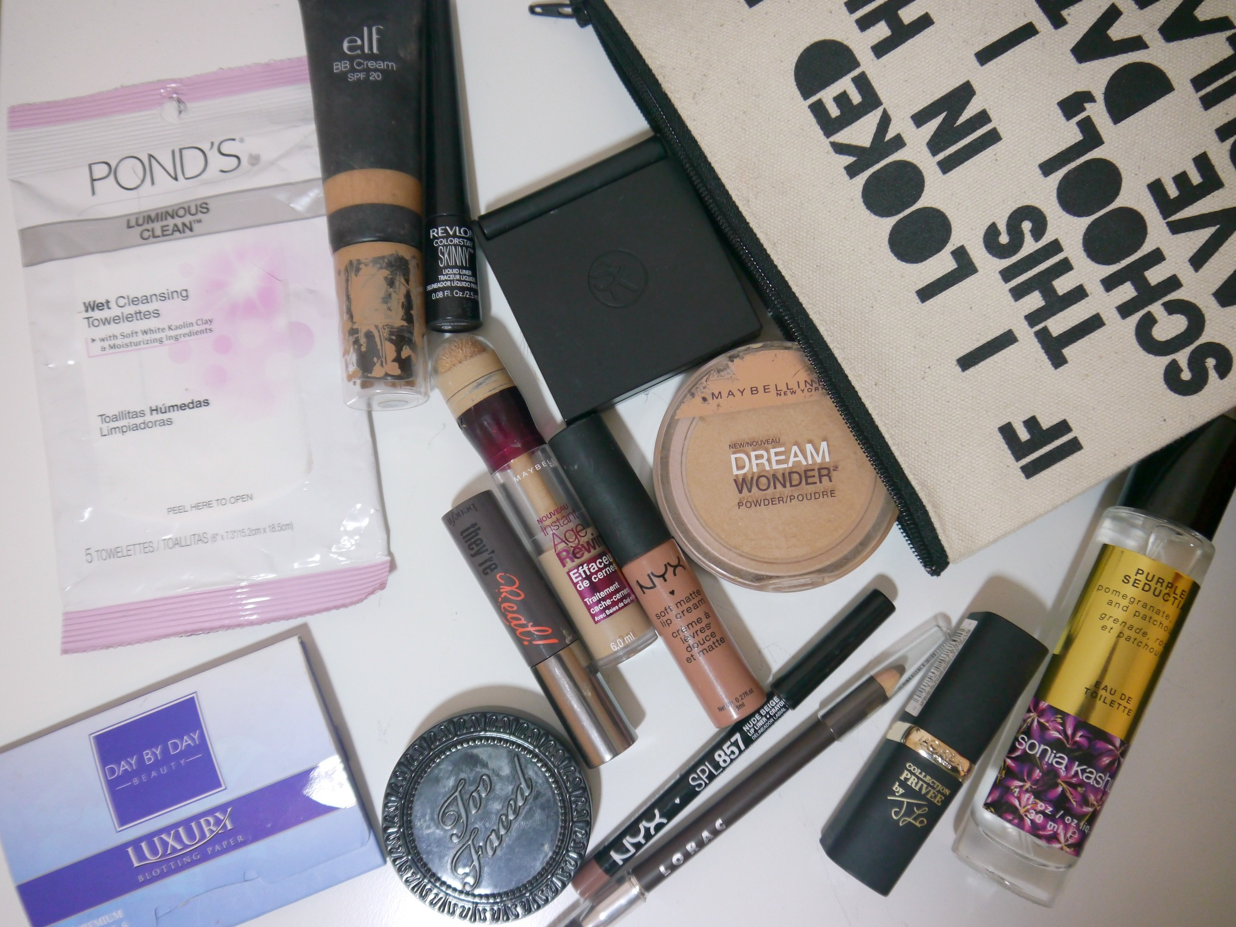 What's in my Makeup Bag 3