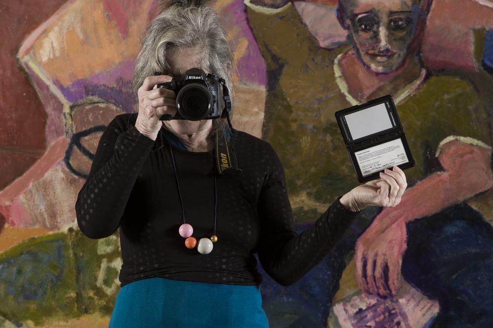 Audrey Rhoda Artist