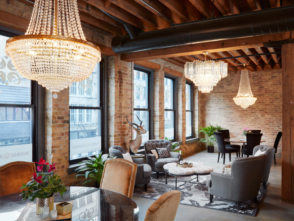 Inspired Interiors Office