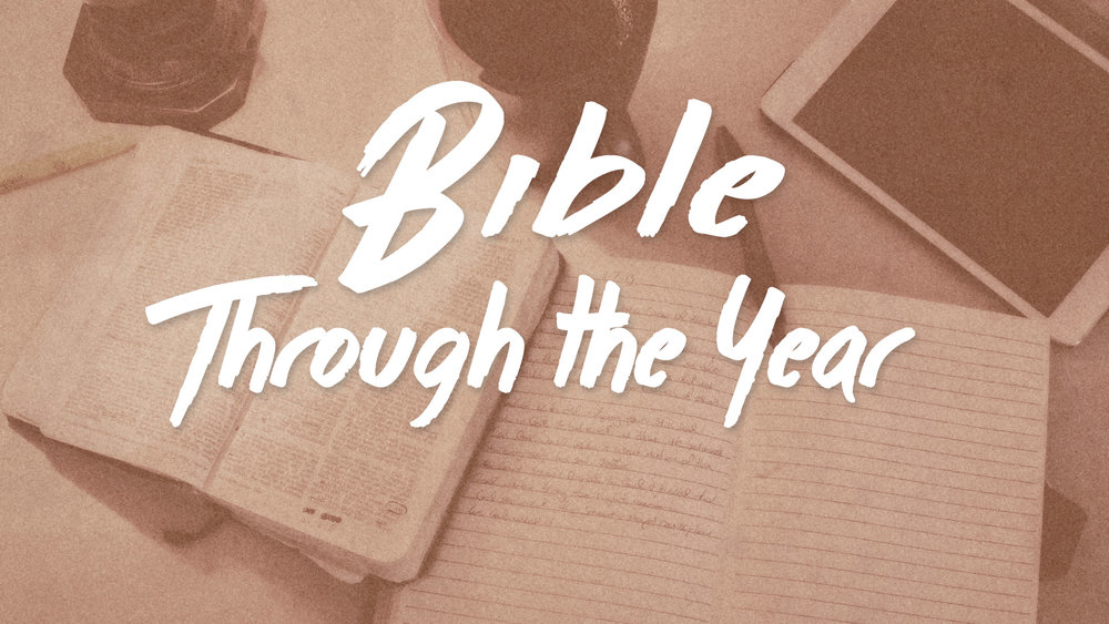 Bible Through the Year