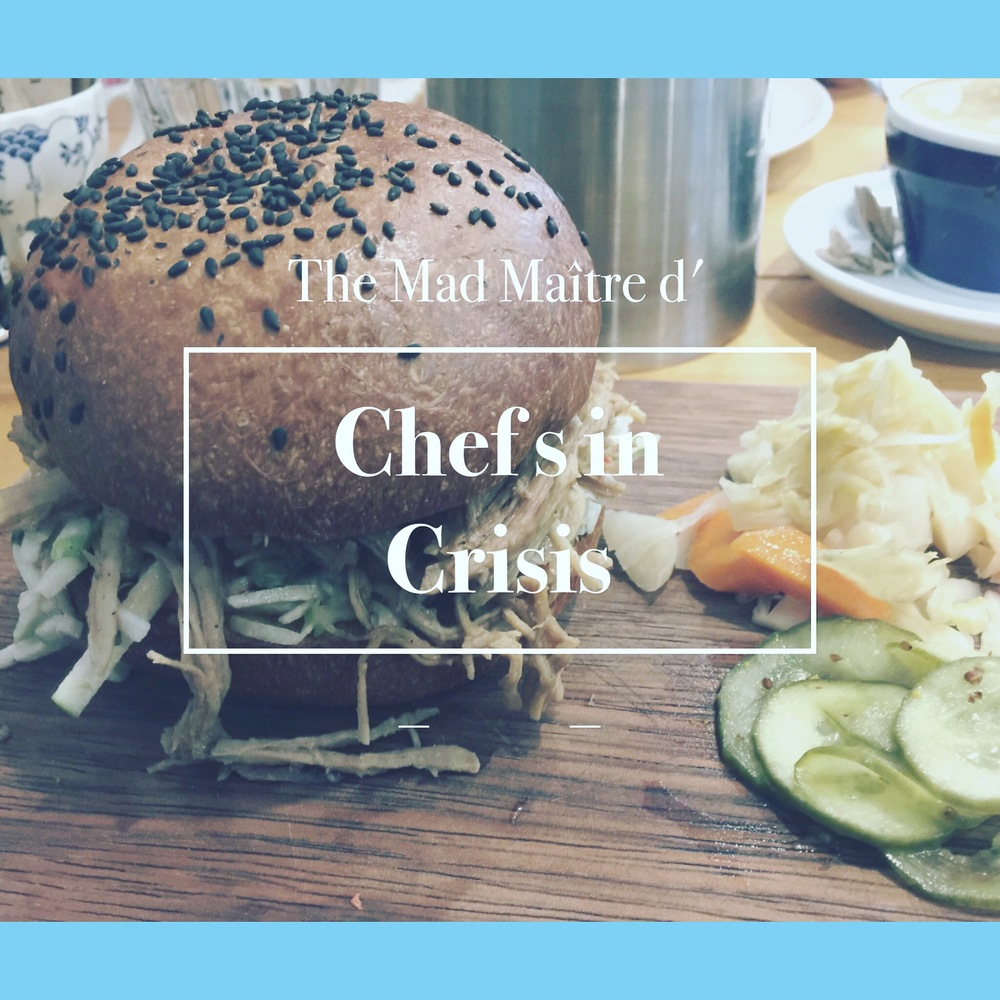 The chef crisis in Australia, my thoughts and opinions