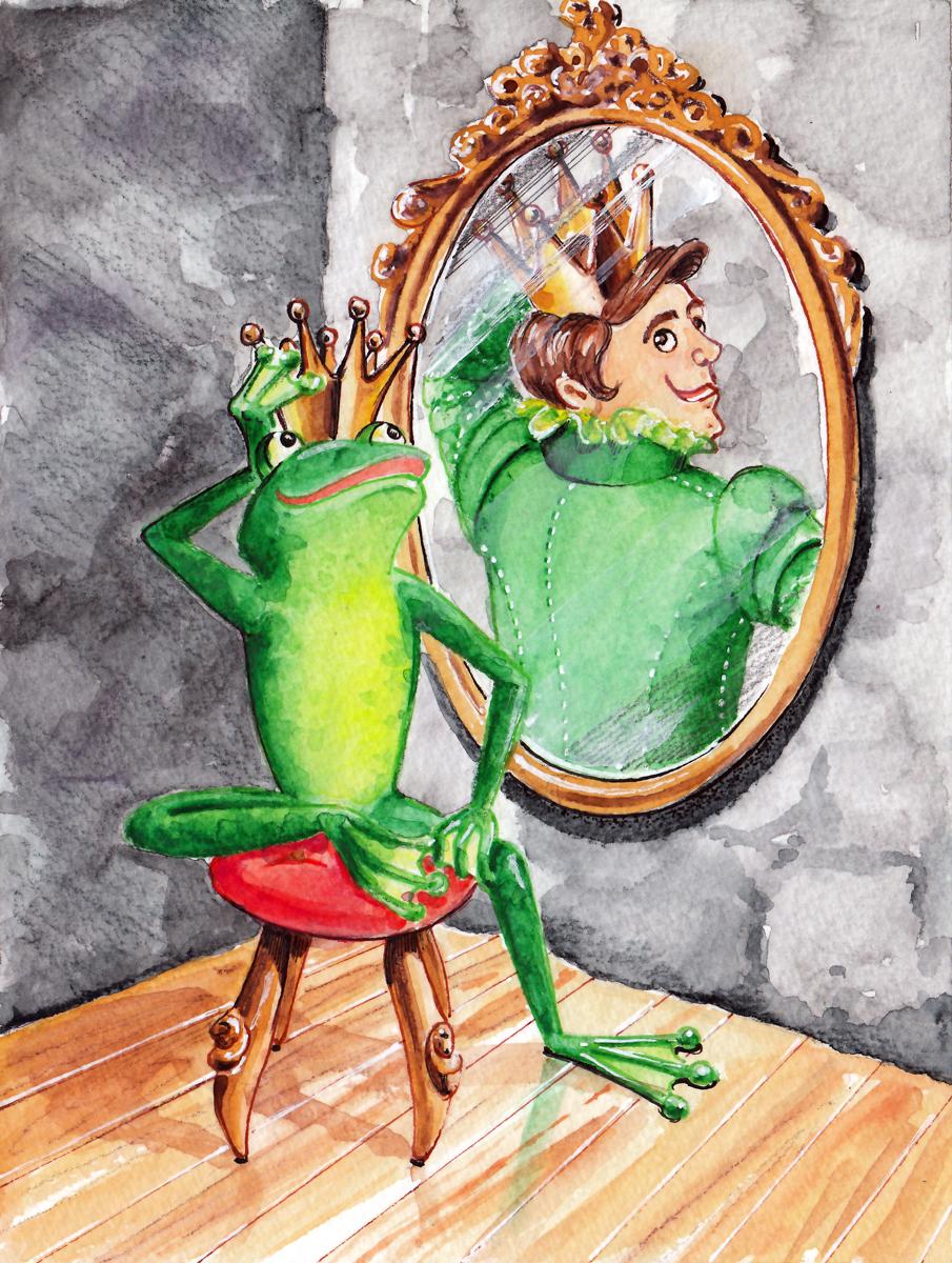 Week 16: Mirror