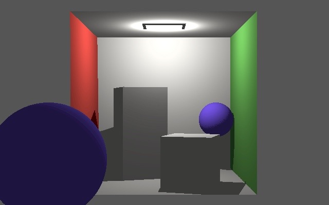 Spheres.