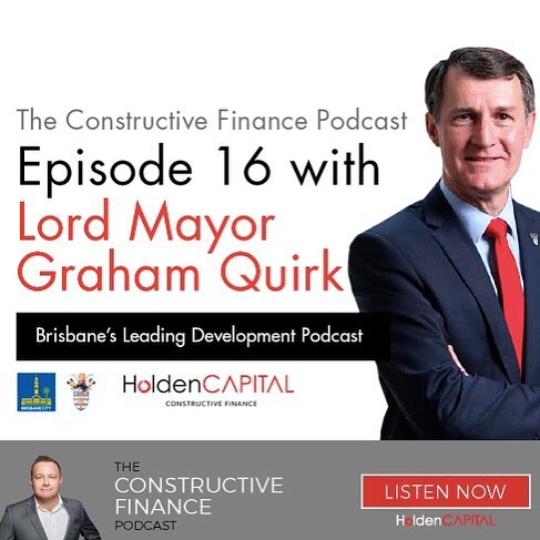 Special episode of The Constructive Finance Podcast available on iTunes and the HoldenCAPITAL website now (link in bio)