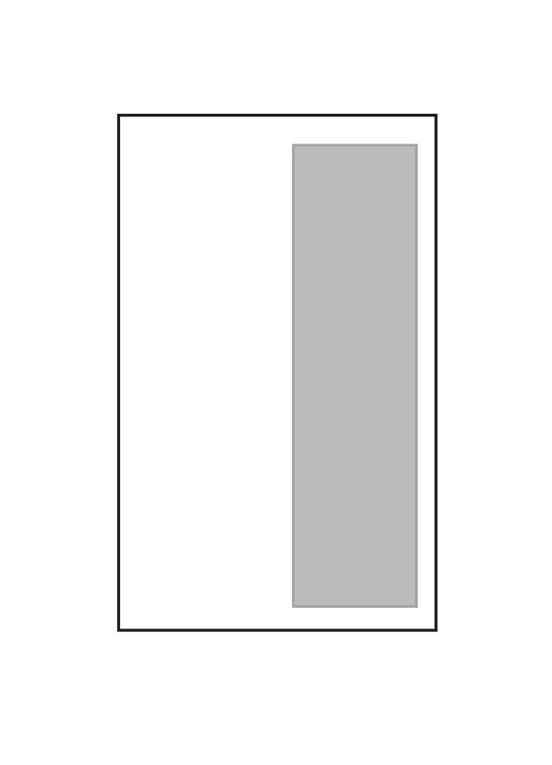 half page - vertical - $750