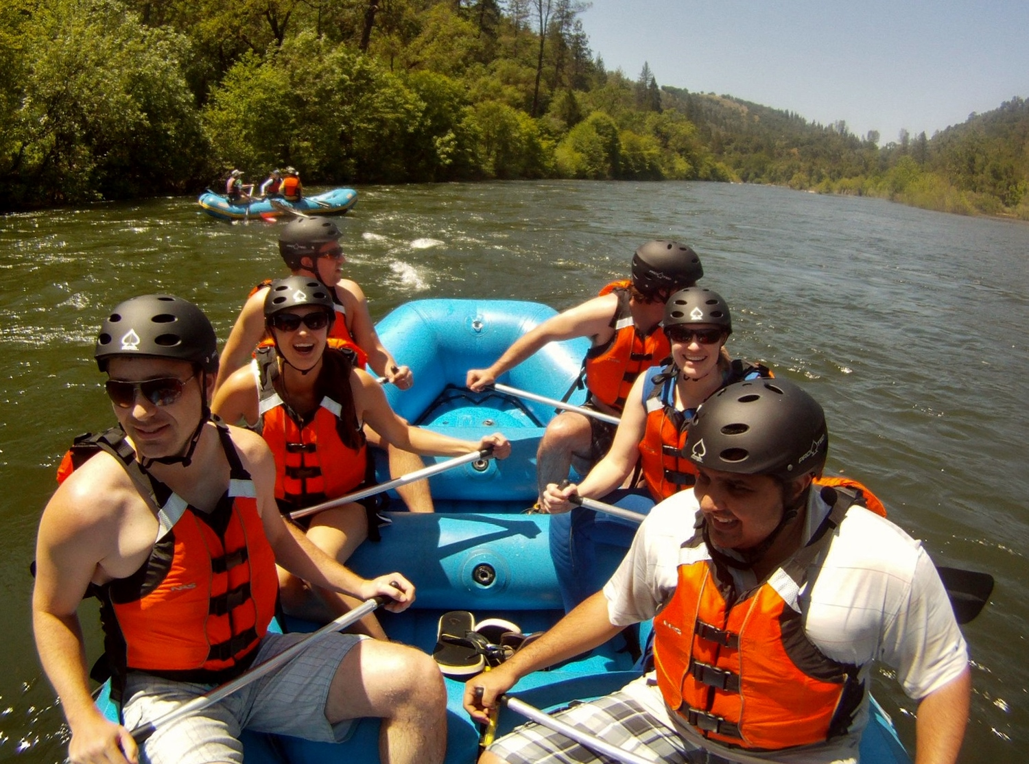 8 Things to Ask a Rafting Company Before You Book