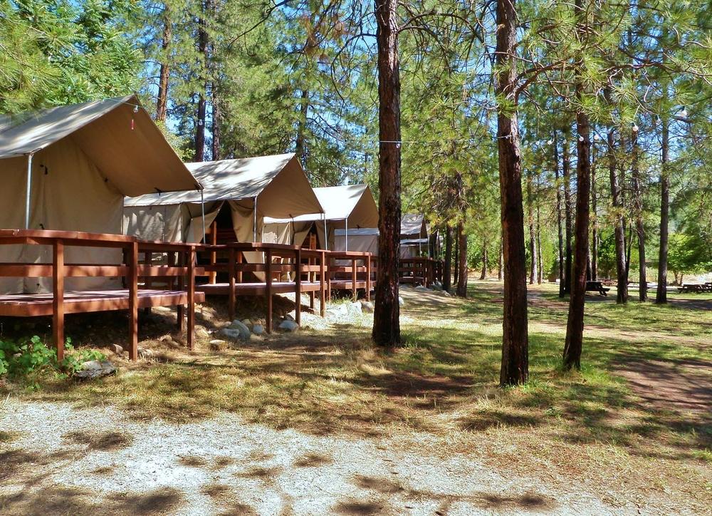 Rafting Camp