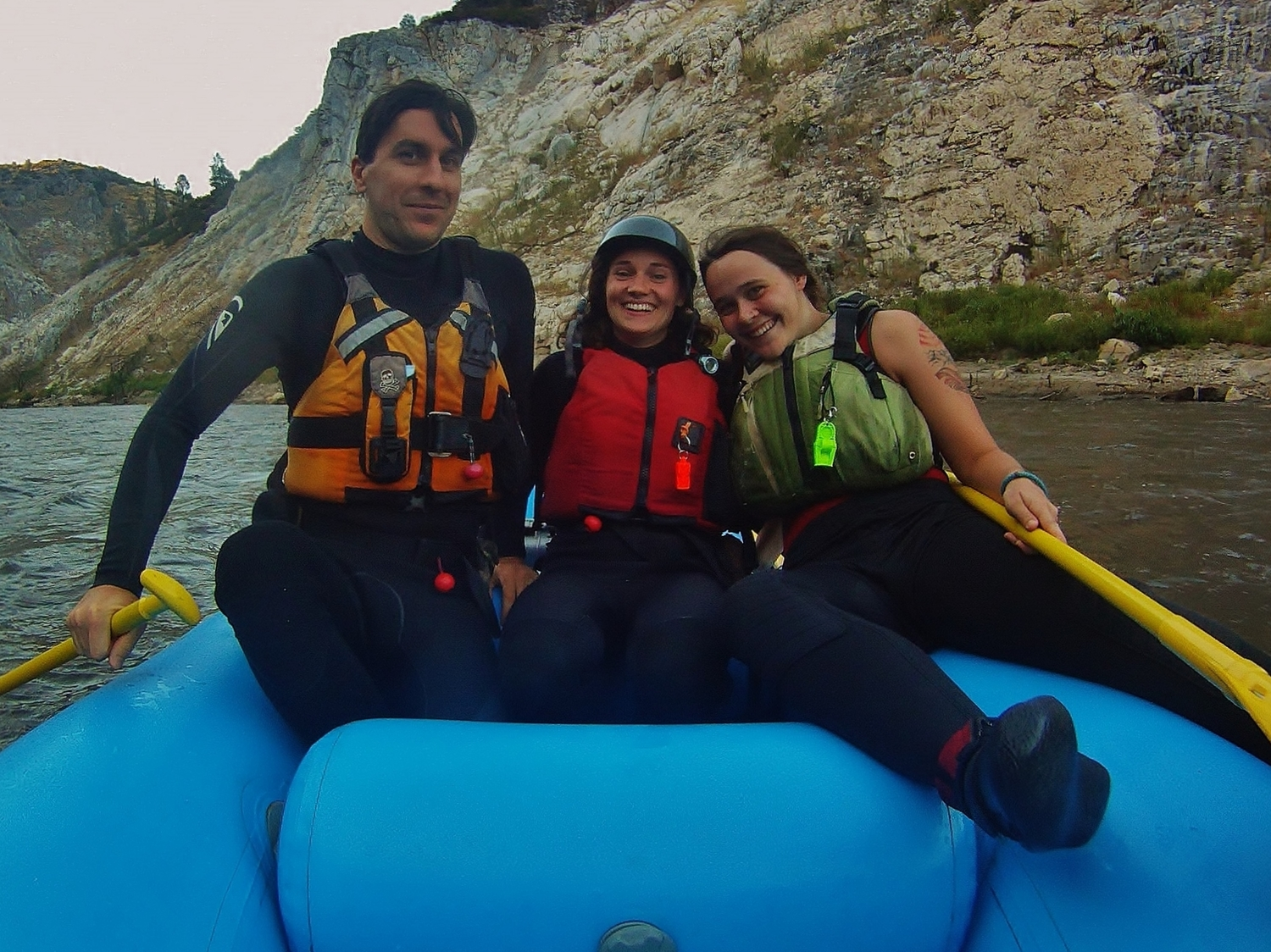 4 Types of Guides You Will Meet Rafting