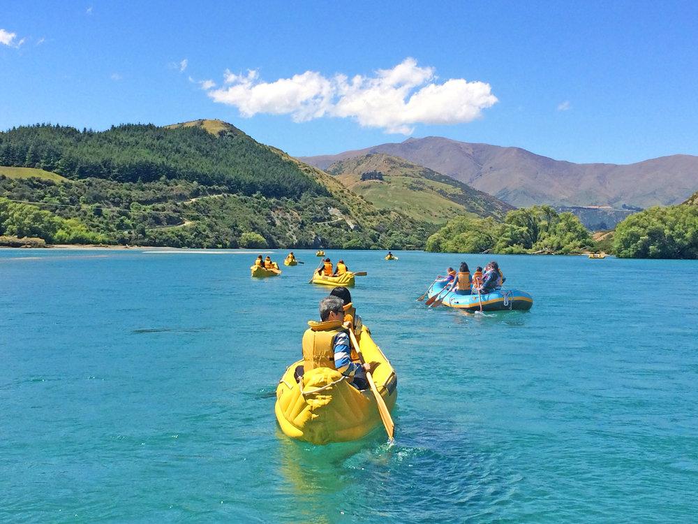Queenstown NZ Adventure Options