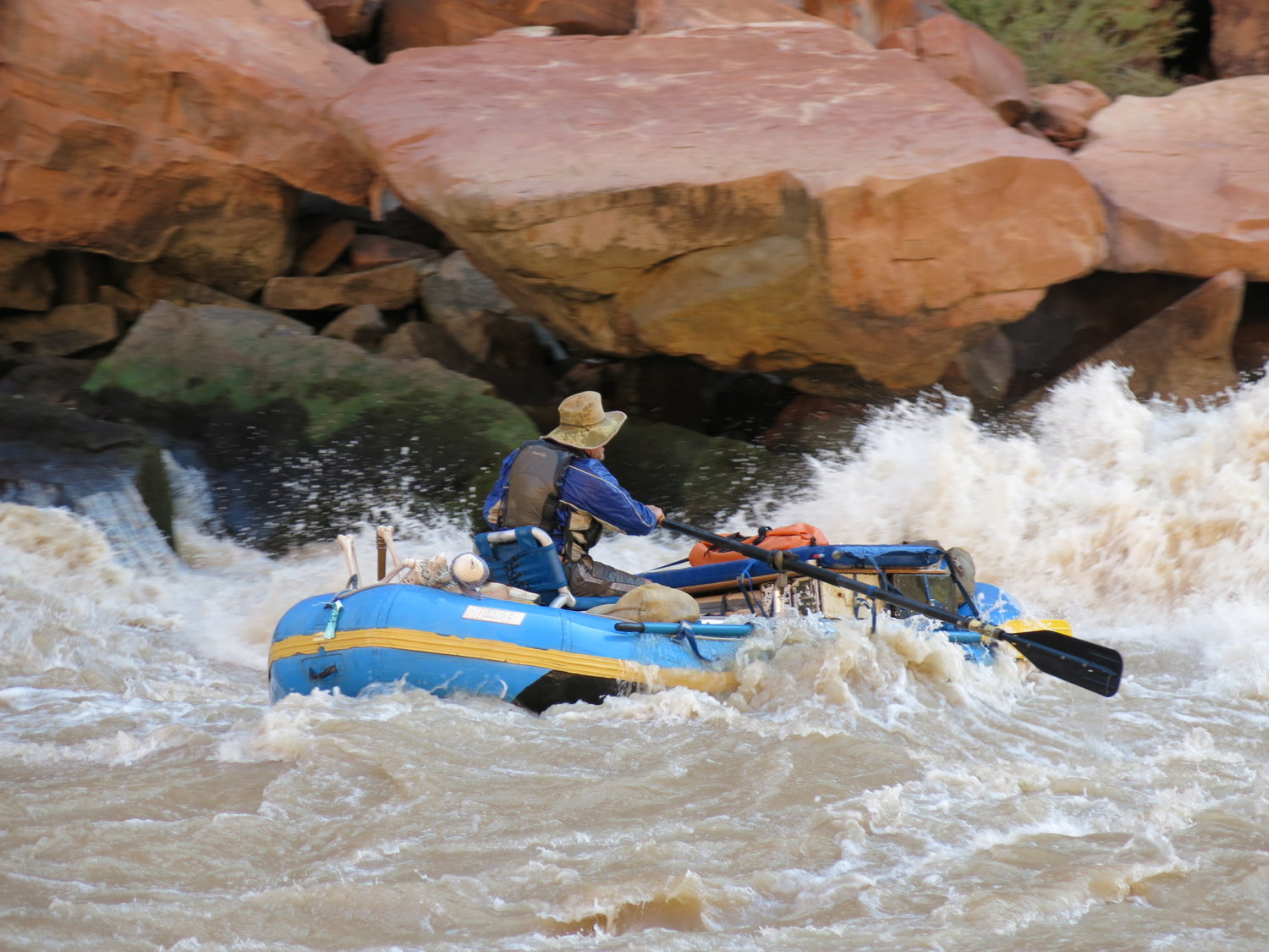 Trip Report - Grand Indeed, Rafting the Grand Canyon