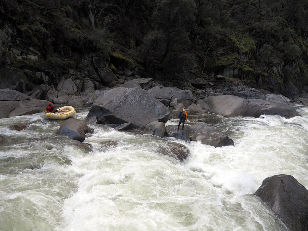 What goes at lower flows can be terrible at higher flows.