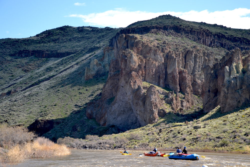 The Gear Shed - Creek Boats — Rafting Magazine