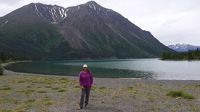 Another gorgeous photo of GDS director, Janine, hiking through the Kluane National Park near haines Junction. What an amazing adventure! . . . #hiking #hike #canada #nature #motherearth #environment #adventure #eco #ecofriendly #ecodesign
