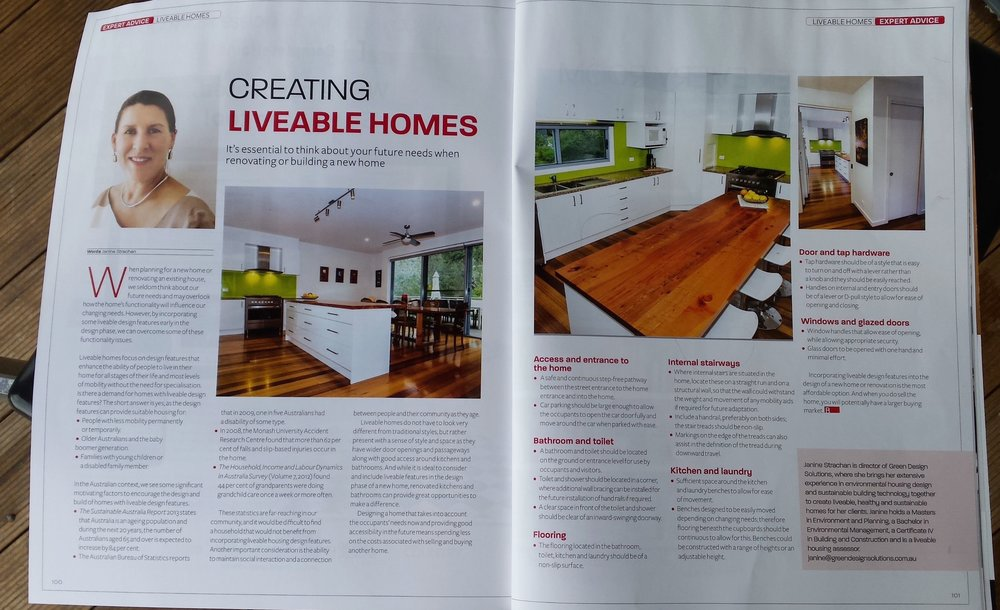 Home Renovation Magazine