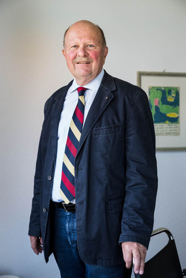 Rudolf Gerber Dipl. Immobilien-Treuhänder, VR-Präsident E-Mail T 062 956 66 01