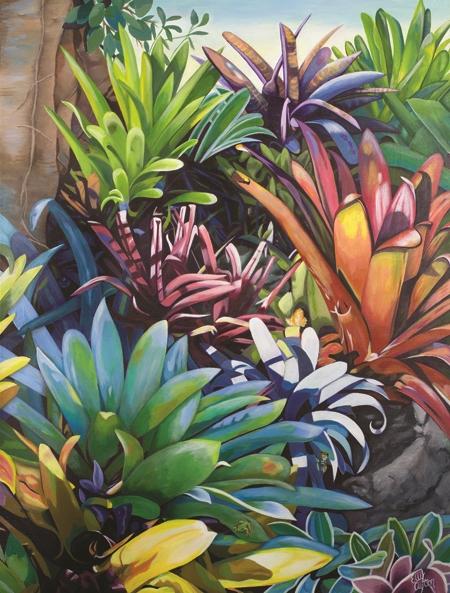 Bromeliad Oasis 2
