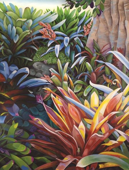 Bromeliad Oasis 1