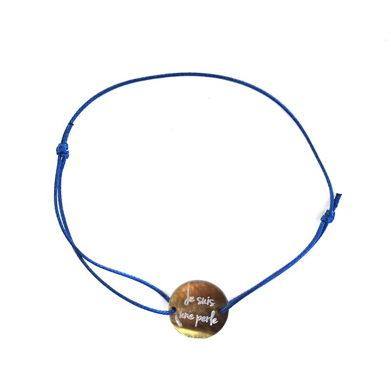"""Mini bracelet """"je suis une perle"""""""