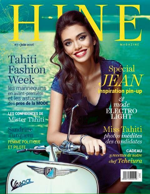 Hine - June 2016 - Article based on Bee Mine collection & the e-shop services by Miel.A Tahiti page 6