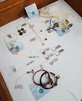 Les bijoux Miel.A Tahiti - Vous attendent à LENDROIT concept store polynésien à Moorea