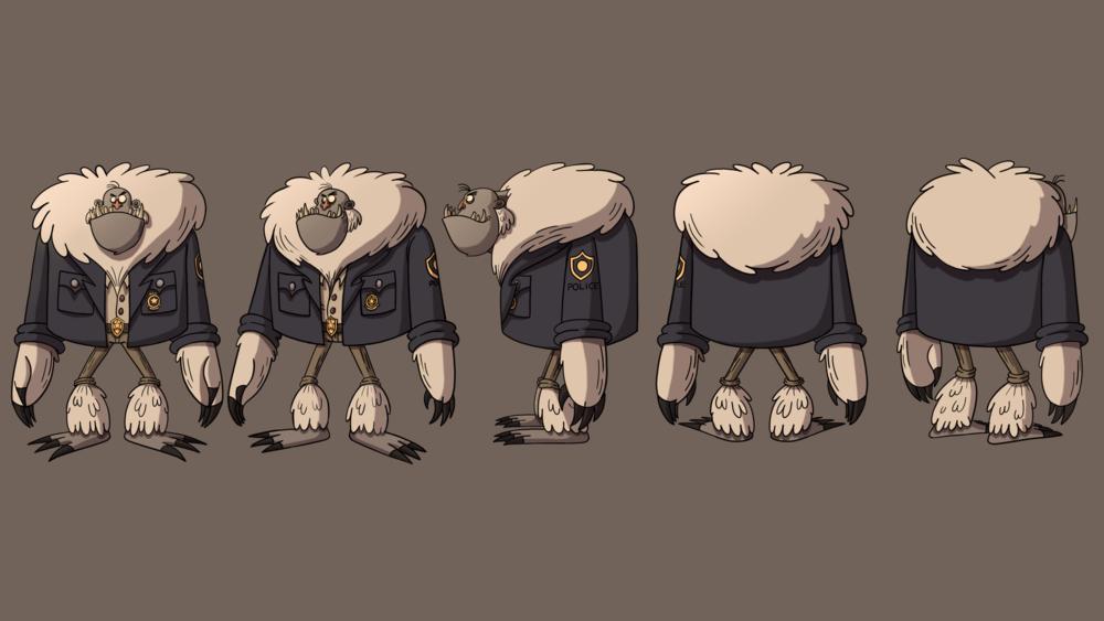 Yeti: Turnaround