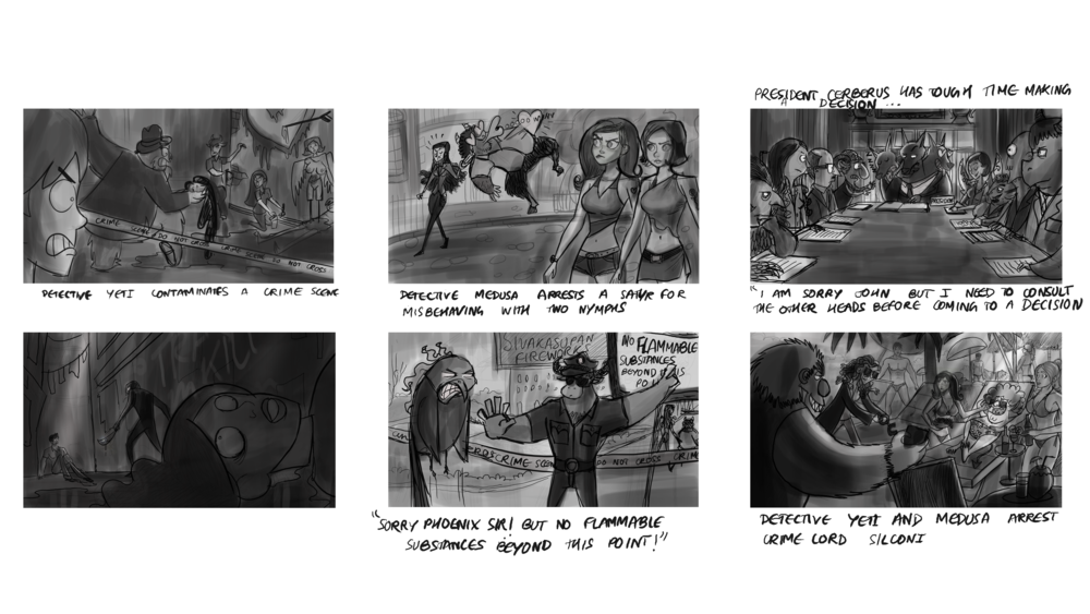 Story moments: Thumbnails