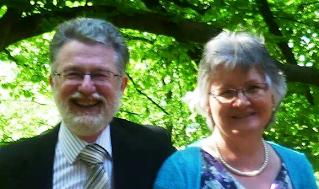 Charlie & Sandra Dick (AWM)