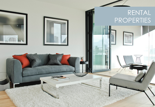 Rental Properties Interiors From Perring Design London
