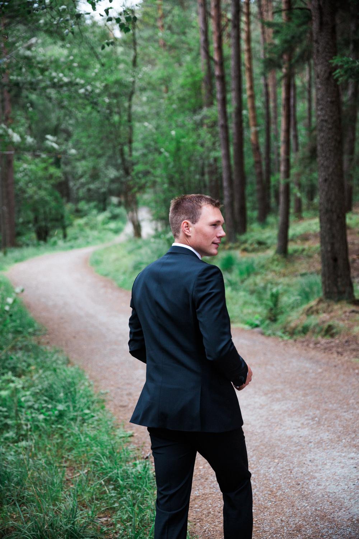 Wedding Photography || Groom