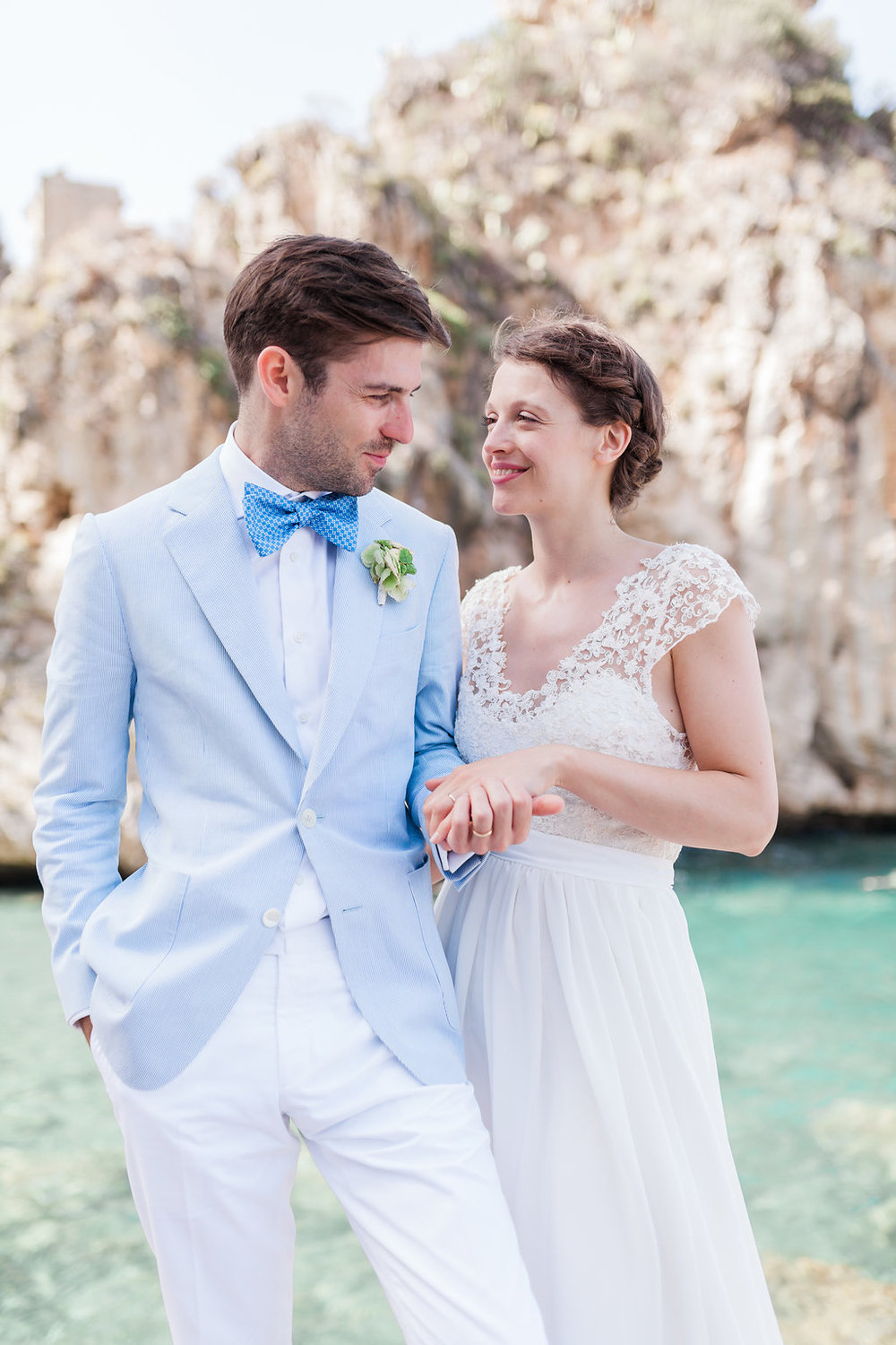 Mariella & Philip || A Sicilian Destination Wedding