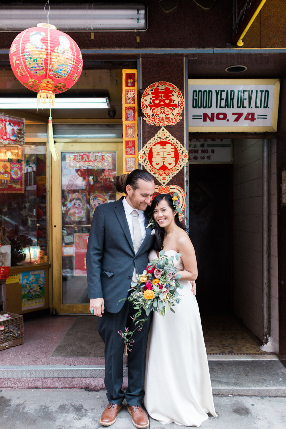 Joy + Jesse || A NYC Winter Elopement