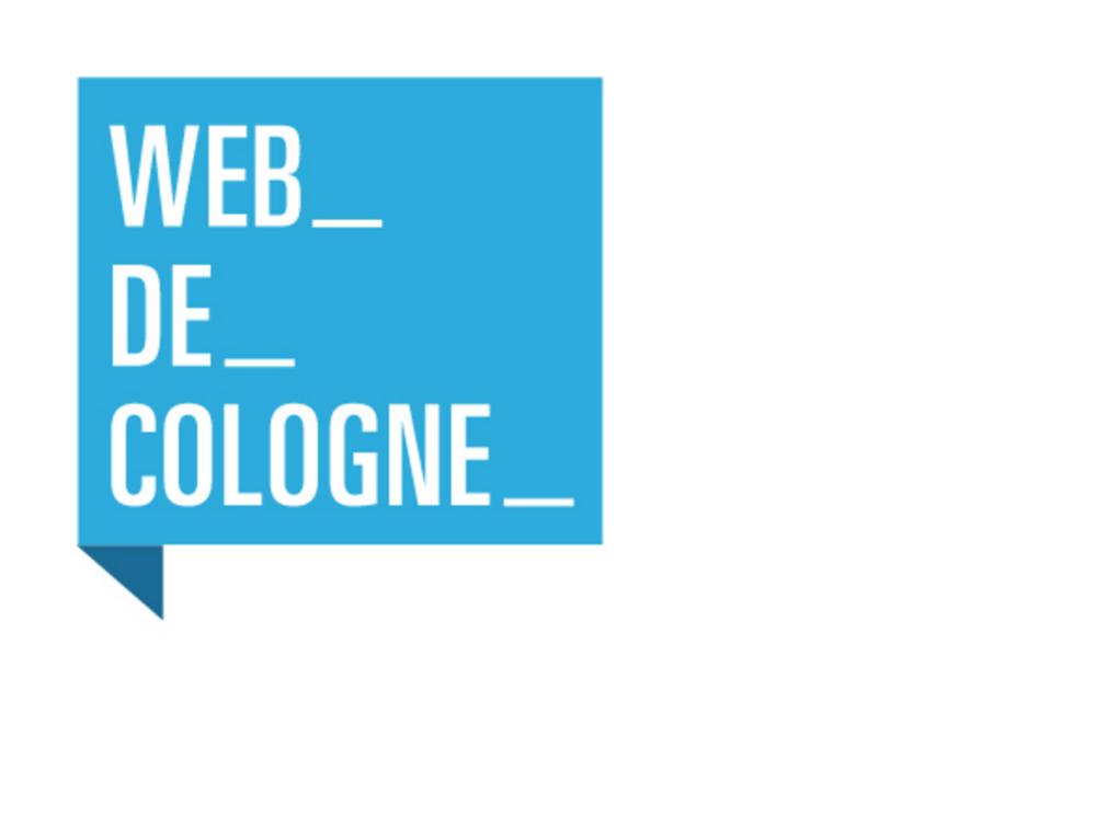 Web de Cologne e.V. - Vereinslogo