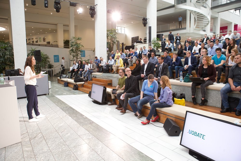UQBATE Demoday 2016