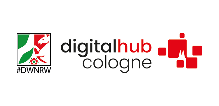 Digital Hub Cologne Logo (2018)