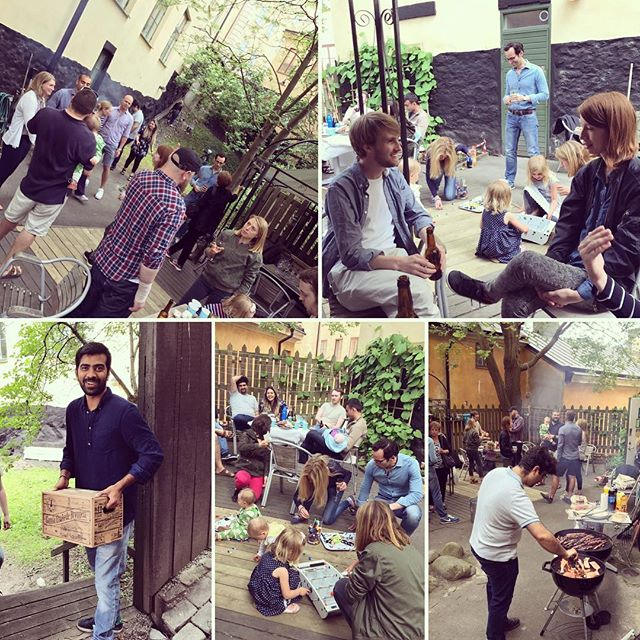 Big thank you to everyone for making this year's #mediasmiths summer #BBQ 🍔🍗 as great as ever 💕