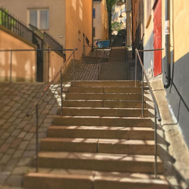 Morning #workout to get to the #mediasmiths offices on #södermalm #stockholm