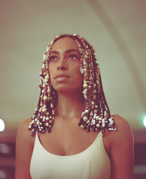 Photo by Carlota Guerrero, Solange Knowles, Don't Touch My Hair- A Seat At The Table